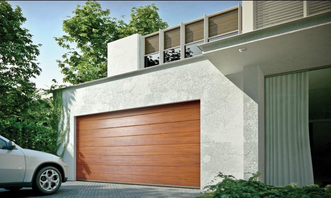 Residential Sectional Garage Door : Sectional residential garage doors